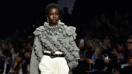 Milano Fashion Week A/I 19-20: dettagli di stile in passerella
