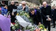 Un anno dalla morte di Astori, la Fiorentina alla messa di commemorazione