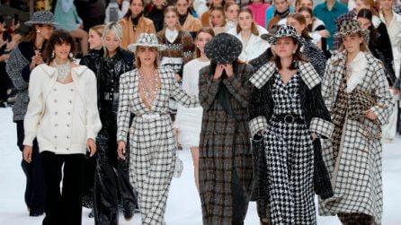 Chanel collezione Autunno/Inverno 2019-20