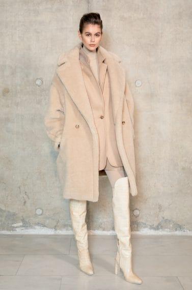 Abiti Da Cappotto Donna Autunno Inverno Da Cappotti Di Mode
