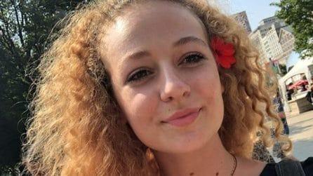 Le foto di Sophie Perry, figlia di Luke Perry volontaria in Africa