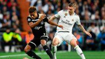 Champions League, le immagini di Real Madrid-Ajax