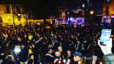 San Giorgio a Cremano, una fiaccolata per dire no alla violenza sulle donne