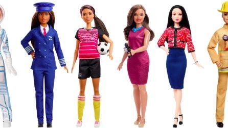 Dalla prima Barbie fino ad oggi: i modelli che hanno fatto la storia
