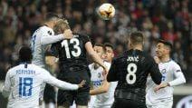 Europa League 2018/2019, le immagini di Eintracht-Inter