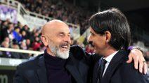 Serie A, le immagini di Fiorentina-Lazio