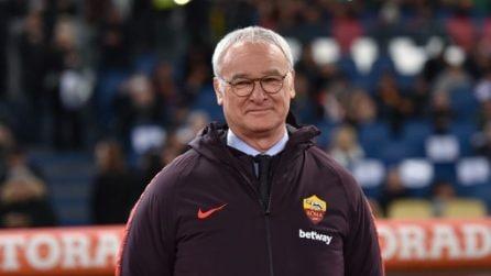 Serie A, le immagini di Roma-Empoli