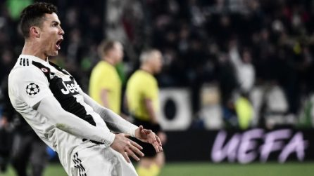 "Cristiano Ronaldo mostra ""los huevos"" come Simeone"