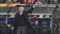 Europa League, le immagini di Salisburgo-Napoli