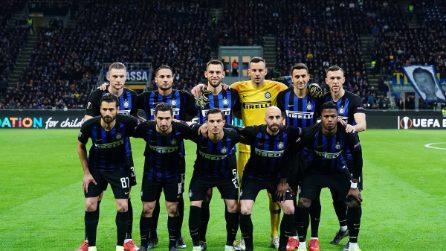 Europa League, le immagini di Inter-Eintracht
