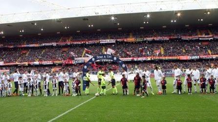 Serie A, le immagini di Genoa-Juventus