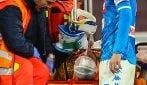 Napoli, paura per Ospina: sviene in campo, va in ospedale