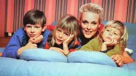 Tutti i figli di Brigitte Nielsen
