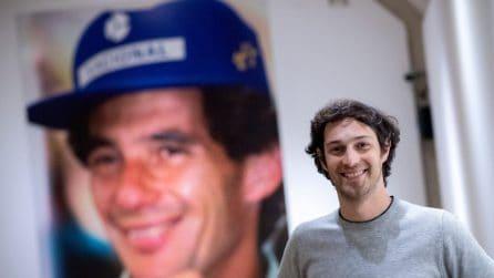 La vita di Ayrton Senna in una mostra ad Asti