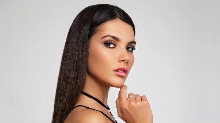 Le foto di Alesya Semerenko, ex Miss Mosca 2018