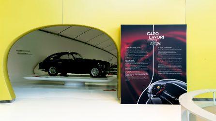 Le auto più iconiche della storia Ferrari esposte al museo Enzo Ferrari