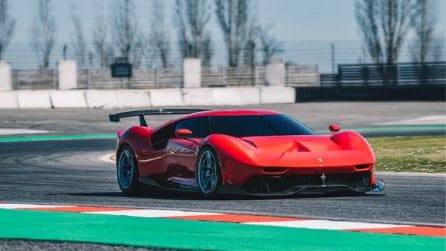 Animo sportivo e design ispirato alle icone di Maranello, ecco la Ferrari P80/C