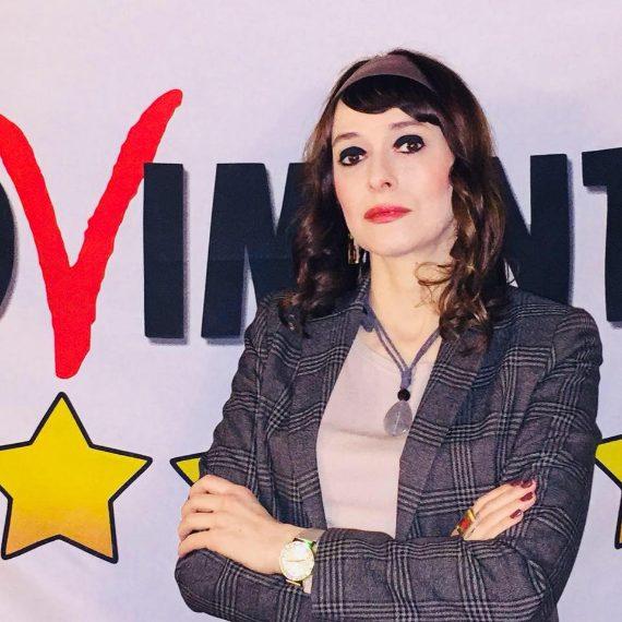 La deputata Tiziana Ciprini