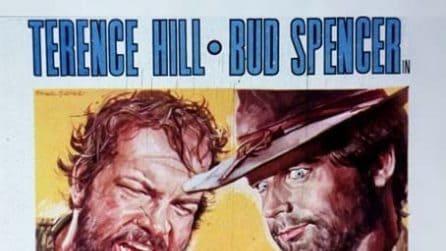 Le locandine dei 10 film più belli di Terence Hill