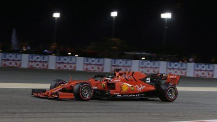 Formula 1, in Bahrain la Ferrari cerca il riscatto