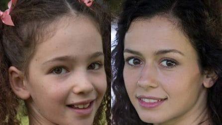 L'amore strappato, Elena Minichiello e Francesca Di Maggio interpretano Arianna