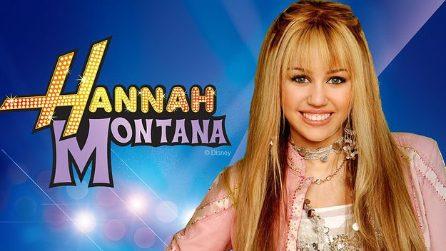 Tutti i capelli di Miley Cyrus