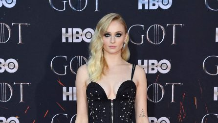 "I look delle star alla prima dell'ultima stagione di ""Game of Thrones"""