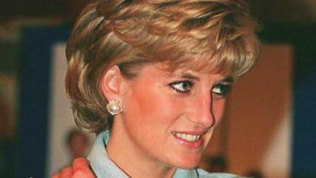 I gioielli della principessa Diana