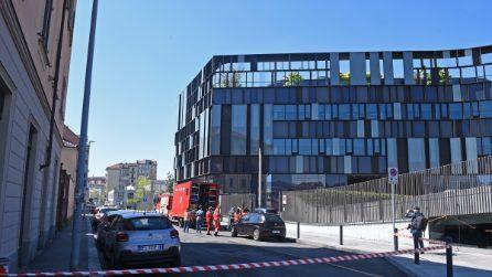 Busta sospetta alla sede di Lavazza a Torino