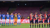 Serie A, le immagini di Napoli-Genoa