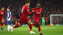 Champions League 2018/2019, andata dei quarti di finale: Liverpool-Porto