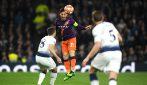 Champions, le immagini di Tottenham-Manchester City