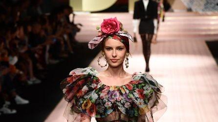 Foulard in testa: la tendenza della primavera estate