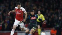 Europa League 2018/2019, le immagini di Arsenal-Napoli