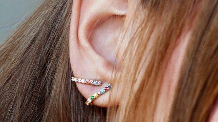 Micro o pendenti: gli orecchini più trendy per la Primavera/Estate 2019
