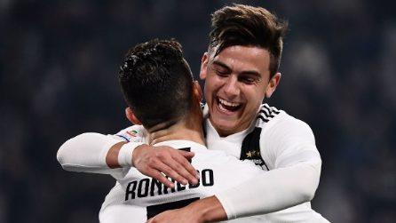 Juventus campione d'Italia 2019, le immagini della festa