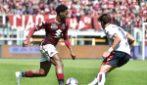 Serie A, le immagini di Torino-Cagliari