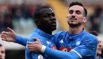 Serie A 2018/2019, le immagini di Chievo Verona-Napoli