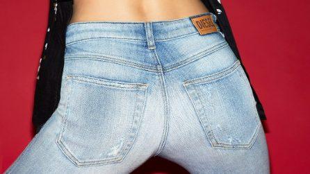I jeans per la primavera 2019: dagli skinny agli shorts