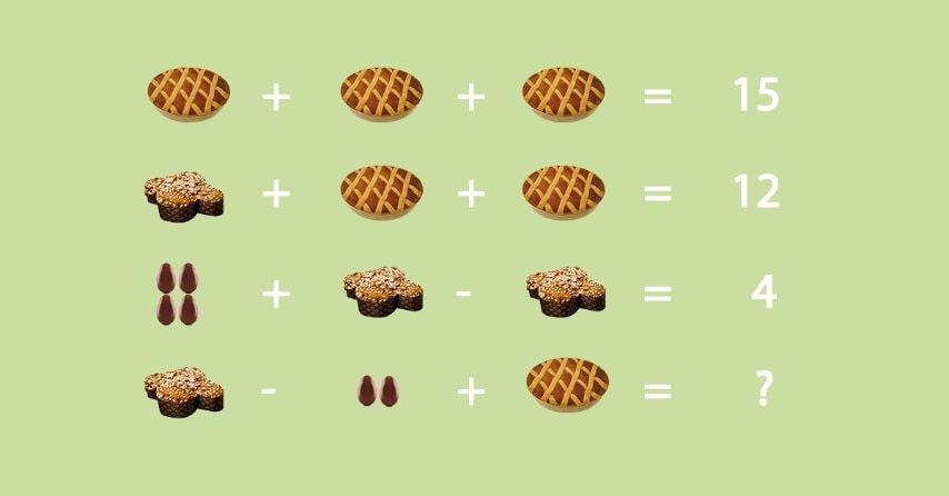 Riesci a risolvere l'operazione finale?