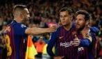 Champions League 2018/2019, ritorno dei quarti di finale: Barcellona-Manchester United