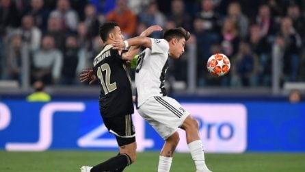 Champions League, le immagini di Juventus-Ajax