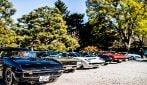 """Dalla 3500 GTZ alla Miura, Lamborghii incanta al """"Concorso d'Eleganza di Kyoto"""""""