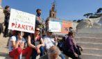 """Greta Thunberg a Roma: i volti dei manifestanti a Piazza del Popolo per il """"FridaysForFuture"""""""