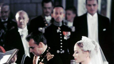 Le nozze da favola di Grace Kelly e Ranieri di Monaco