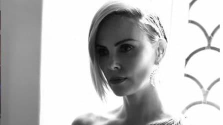 La bellissima Charlize Theron