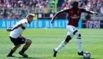 Serie A 2018/2019, le immagini di Parma-Milan