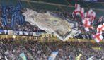 Serie A, le immagini di Inter-Roma