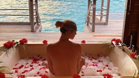 La vacanza in Polinesia di Chiara Ferragni e Fedez