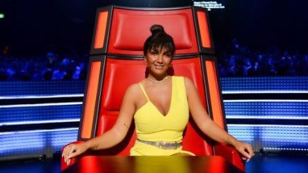 "I look di Elettra Lamborghini per ""The Voice of Italy"""